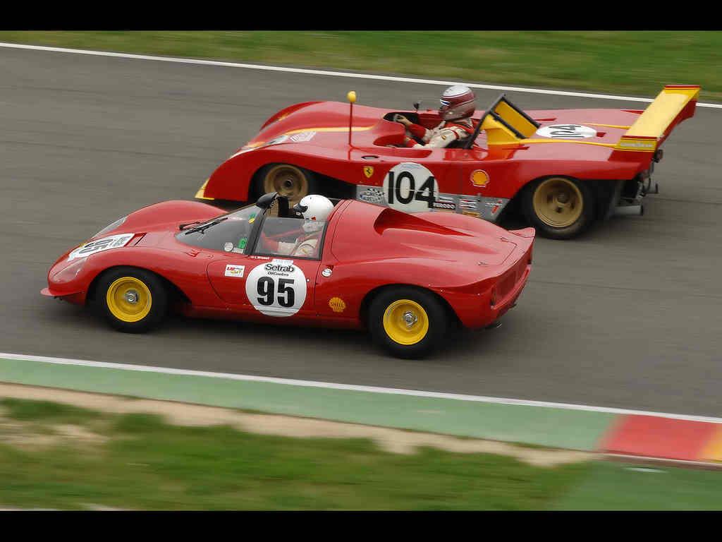 The Shell Ferrari Historic Classic Challenge Classic-ferrari-03G