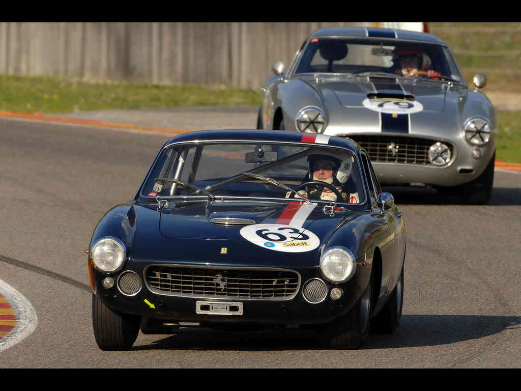 The Shell Ferrari Historic Classic Challenge Classic-ferrari-05G