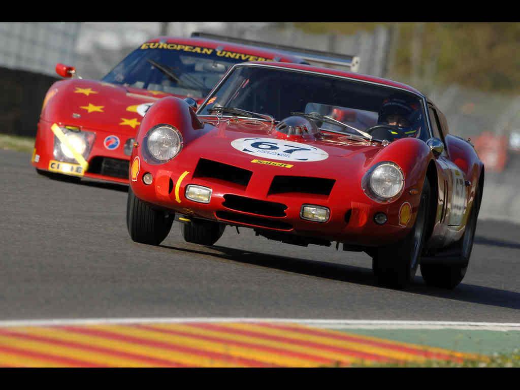 The Shell Ferrari Historic Classic Challenge Classic-ferrari-06G