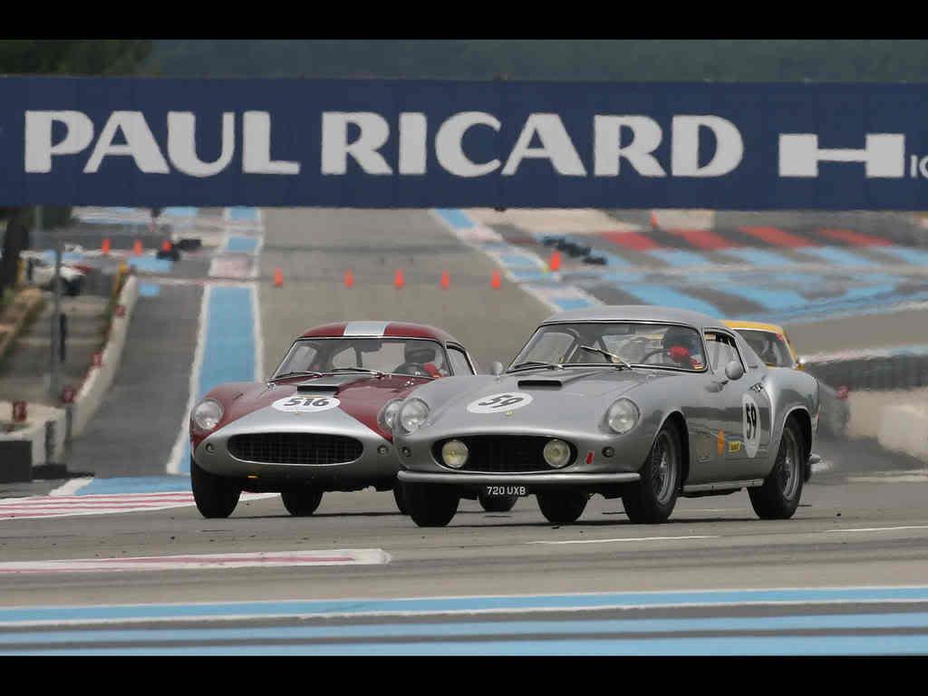 The Shell Ferrari Historic Classic Challenge Classic-ferrari-07G