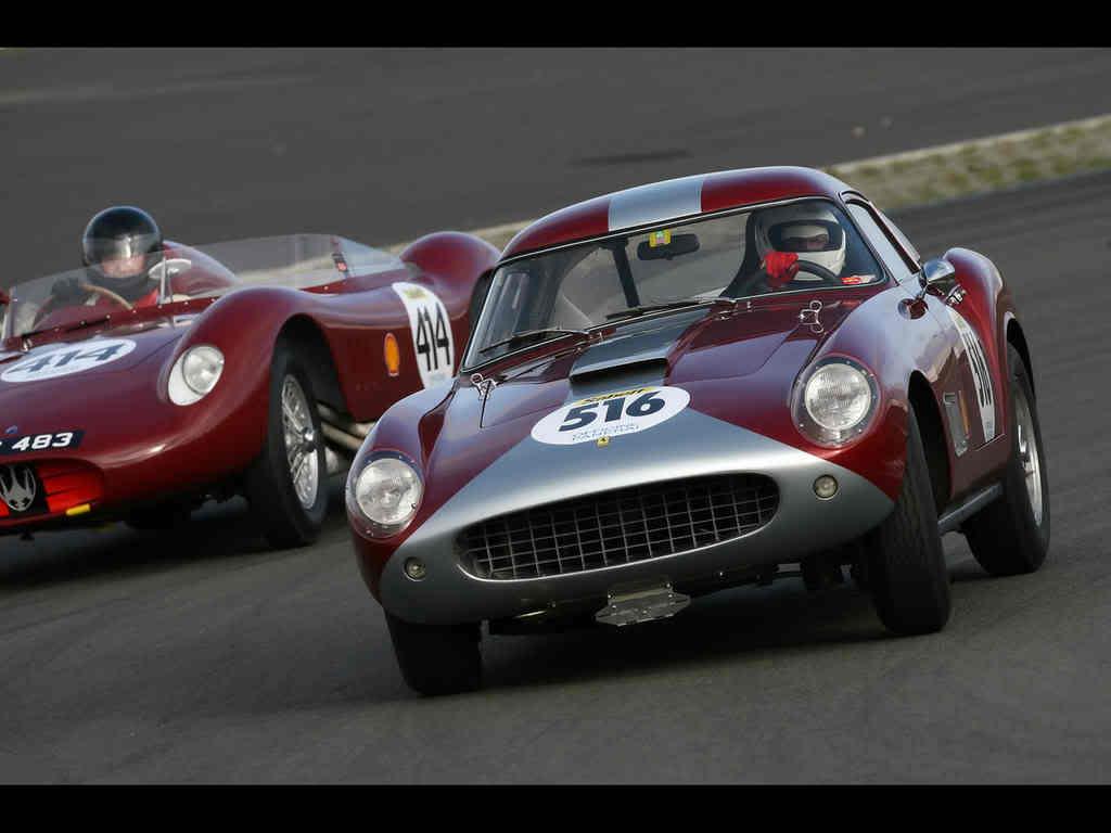 The Shell Ferrari Historic Classic Challenge Classic-ferrari-10G