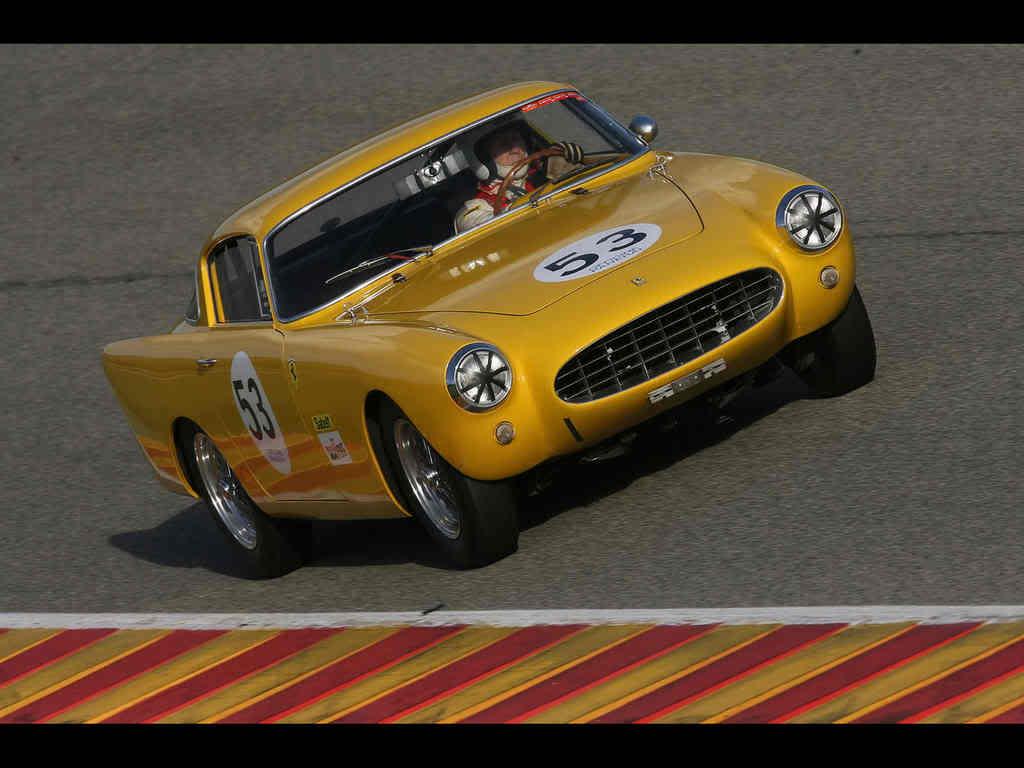 The Shell Ferrari Historic Classic Challenge Classic-ferrari-13G