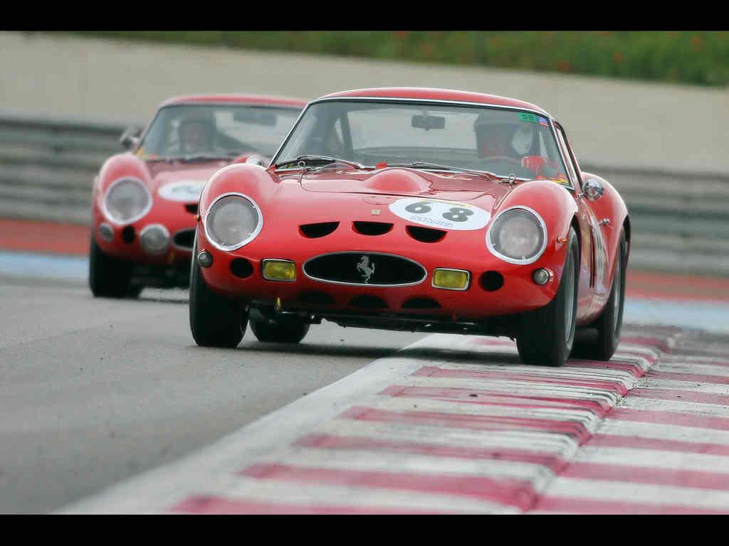 The Shell Ferrari Historic Classic Challenge Classic-ferrari-14G