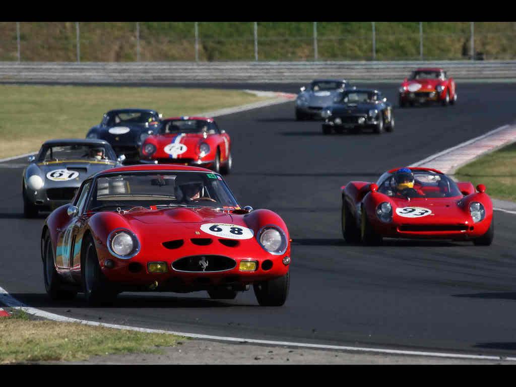 The Shell Ferrari Historic Classic Challenge Classic-ferrari-15G
