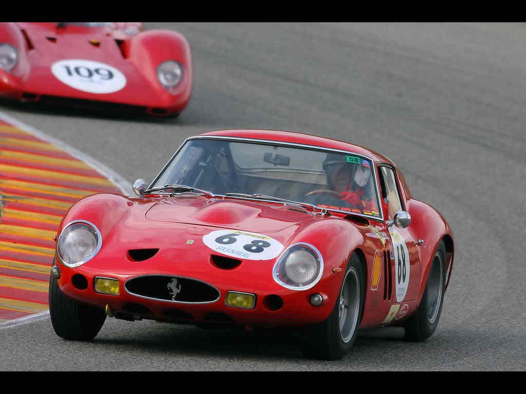 The Shell Ferrari Historic Classic Challenge Classic-ferrari-16G