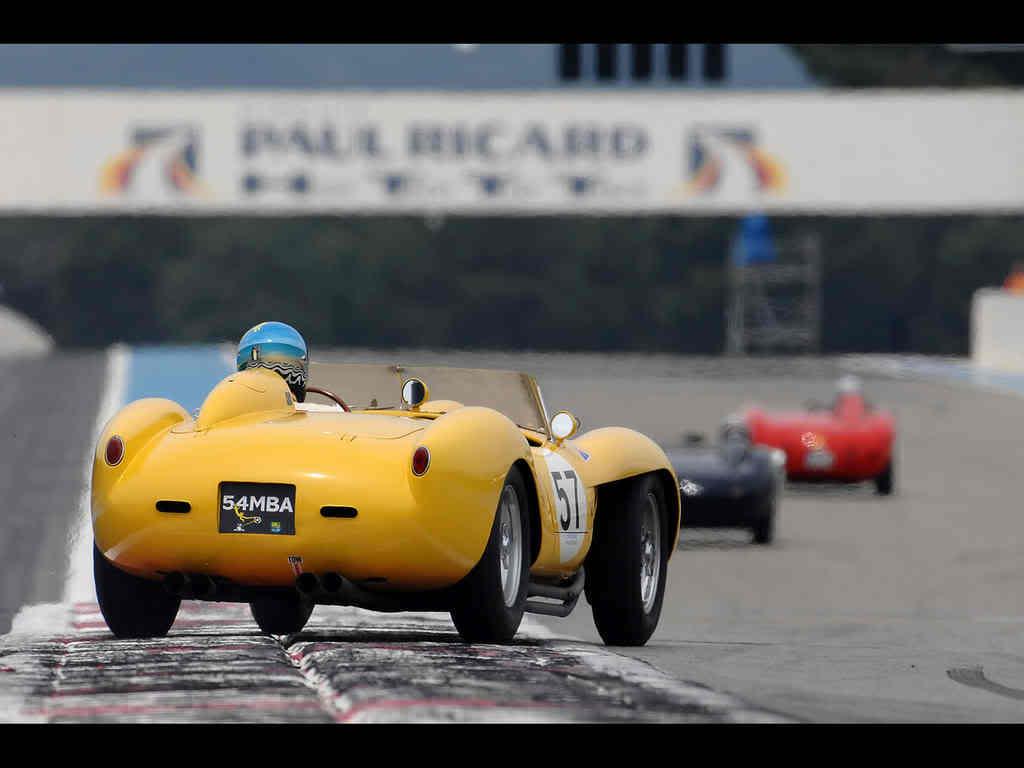 The Shell Ferrari Historic Classic Challenge Classic-ferrari-17G