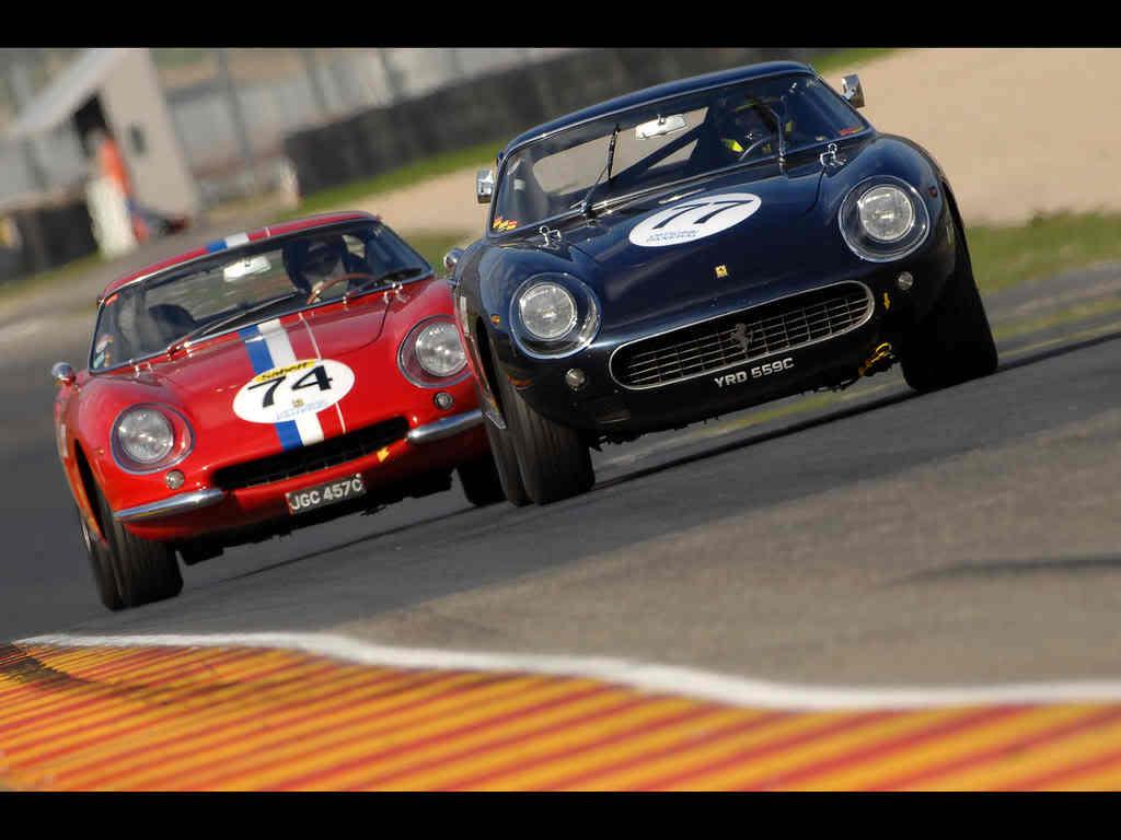 The Shell Ferrari Historic Classic Challenge Classic-ferrari-18G