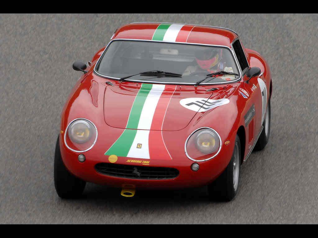 The Shell Ferrari Historic Classic Challenge Classic-ferrari-19G