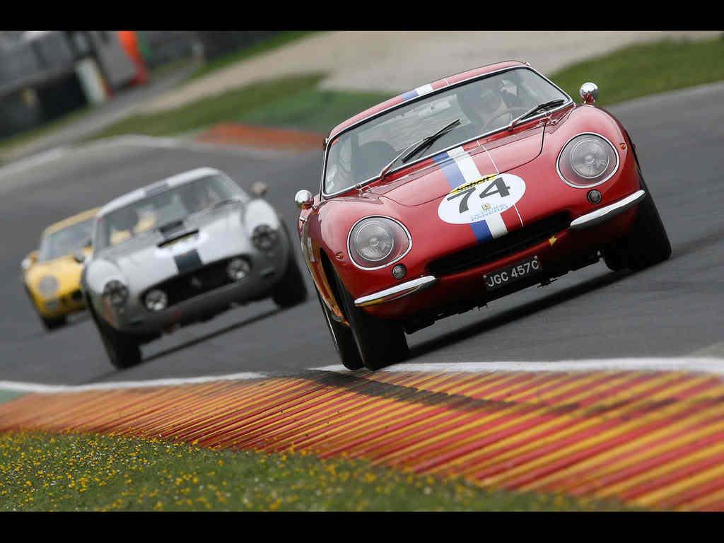 The Shell Ferrari Historic Classic Challenge Classic-ferrari-20G