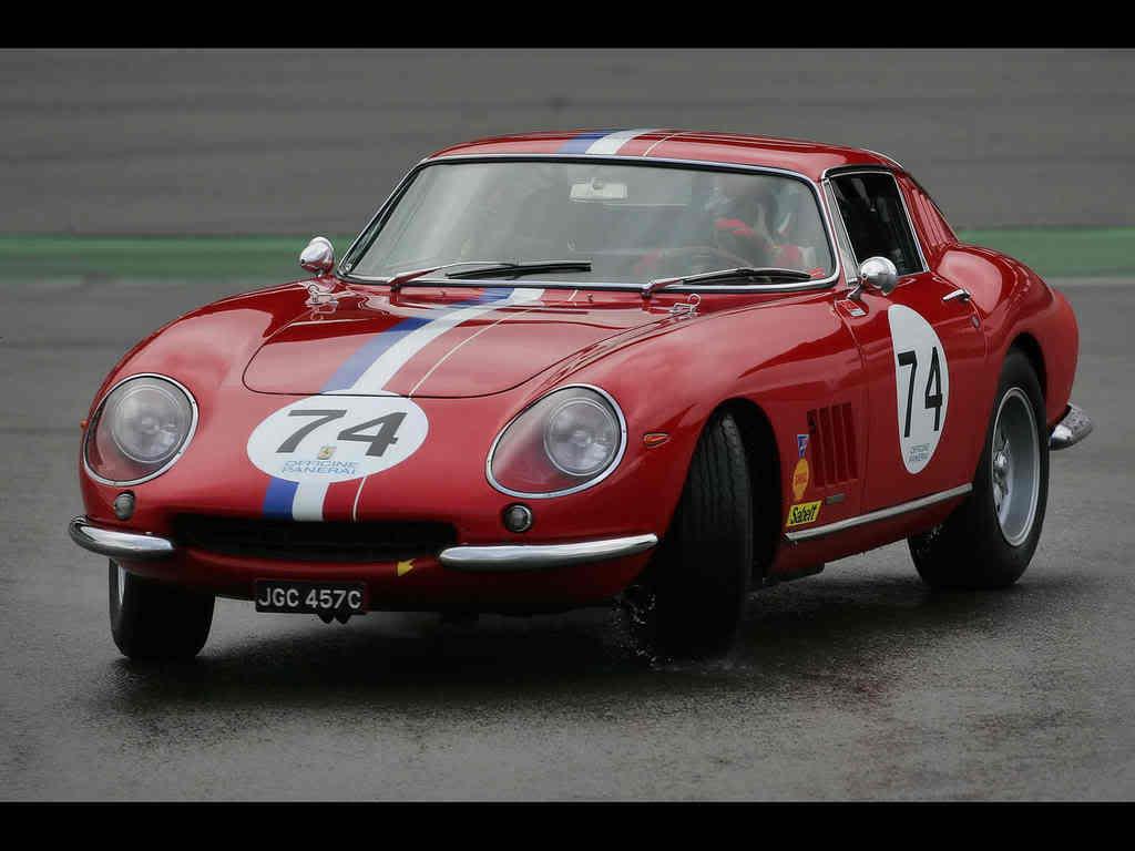 The Shell Ferrari Historic Classic Challenge Classic-ferrari-21G