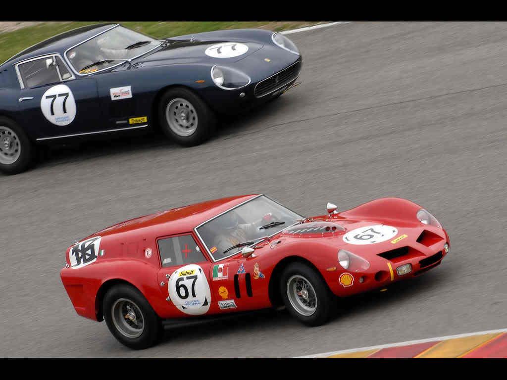 The Shell Ferrari Historic Classic Challenge Classic-ferrari-22G
