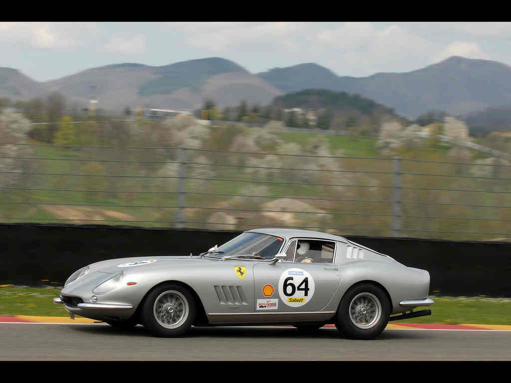 The Shell Ferrari Historic Classic Challenge Classic-ferrari-23G