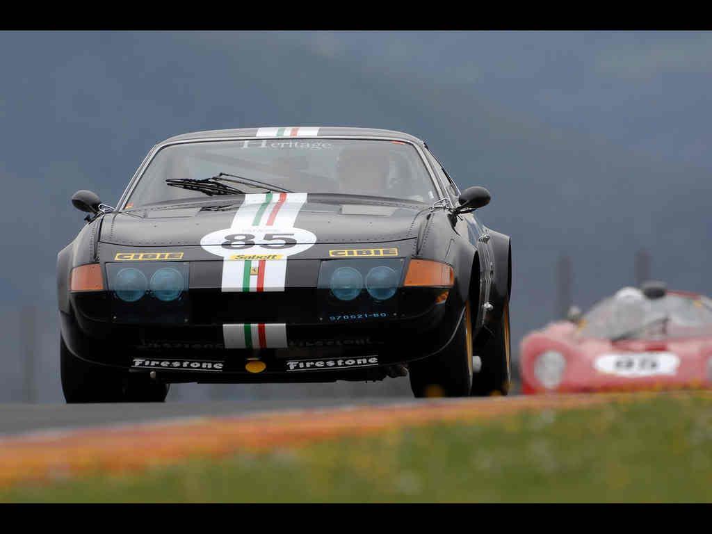 The Shell Ferrari Historic Classic Challenge Classic-ferrari-26G