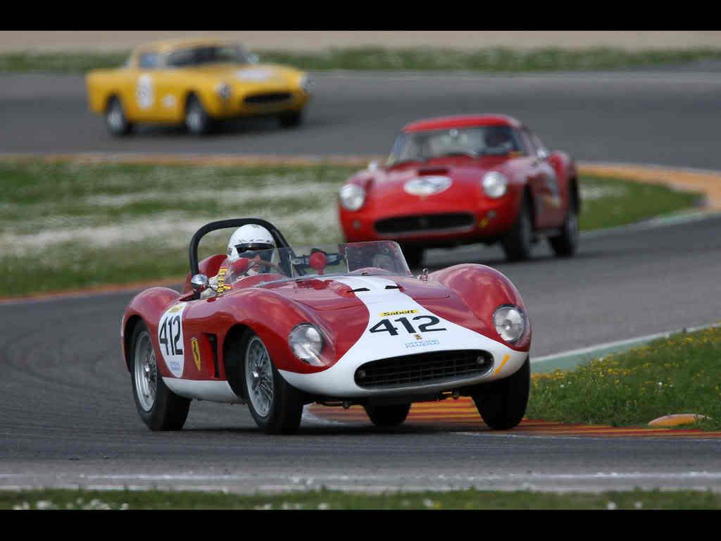 The Shell Ferrari Historic Classic Challenge Classic-ferrari-27G