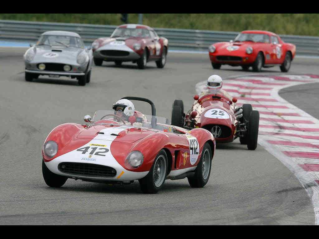 The Shell Ferrari Historic Classic Challenge Classic-ferrari-28G