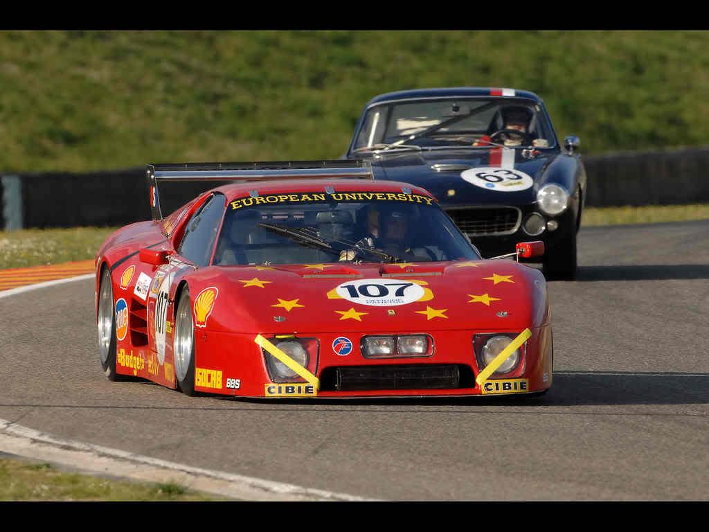 The Shell Ferrari Historic Classic Challenge Classic-ferrari-29G