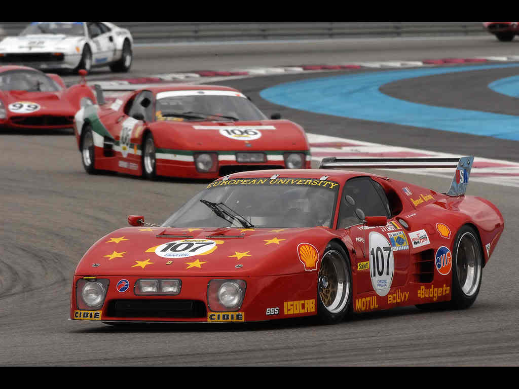 The Shell Ferrari Historic Classic Challenge Classic-ferrari-30G