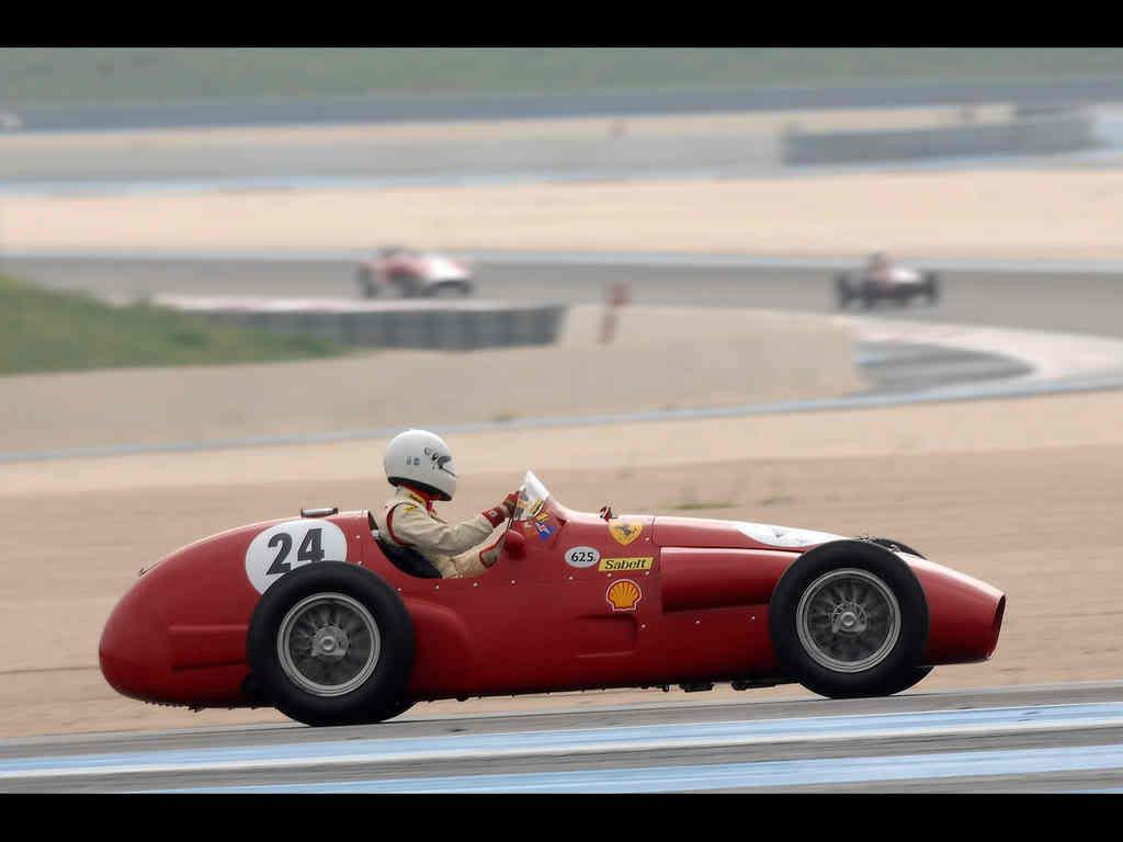 The Shell Ferrari Historic Classic Challenge Classic-ferrari-32G