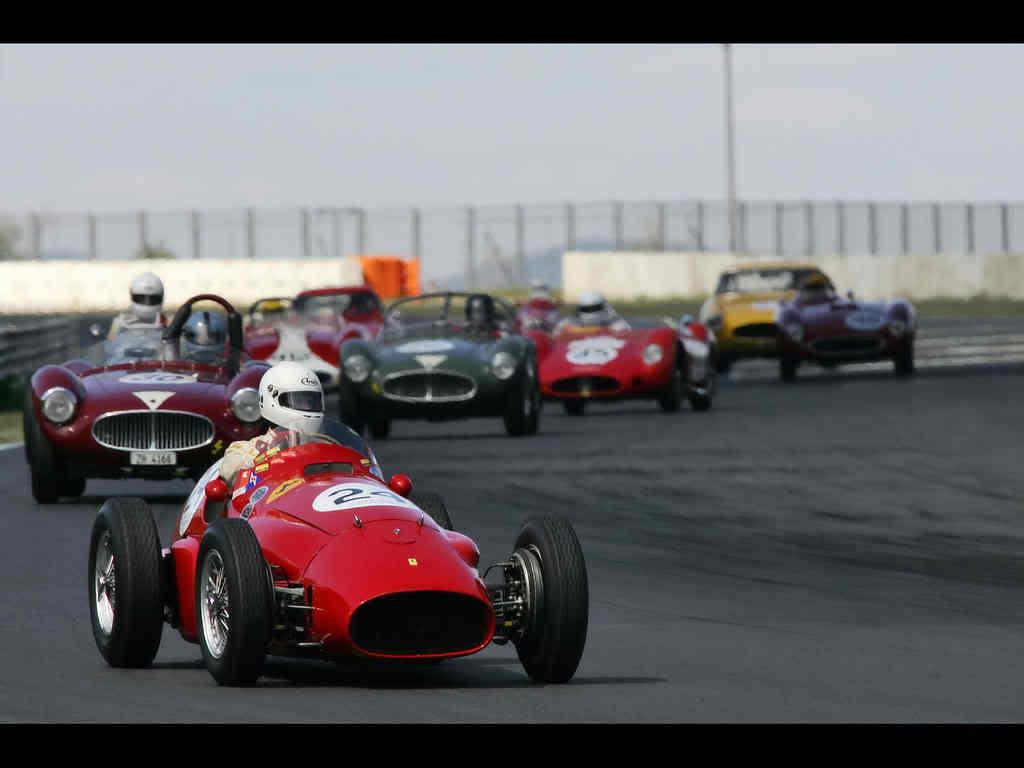 The Shell Ferrari Historic Classic Challenge Classic-ferrari-33G