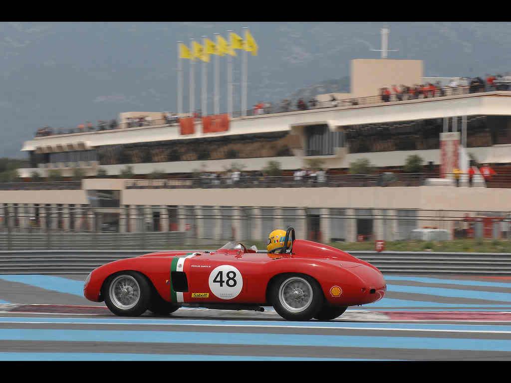 The Shell Ferrari Historic Classic Challenge Classic-ferrari-34G