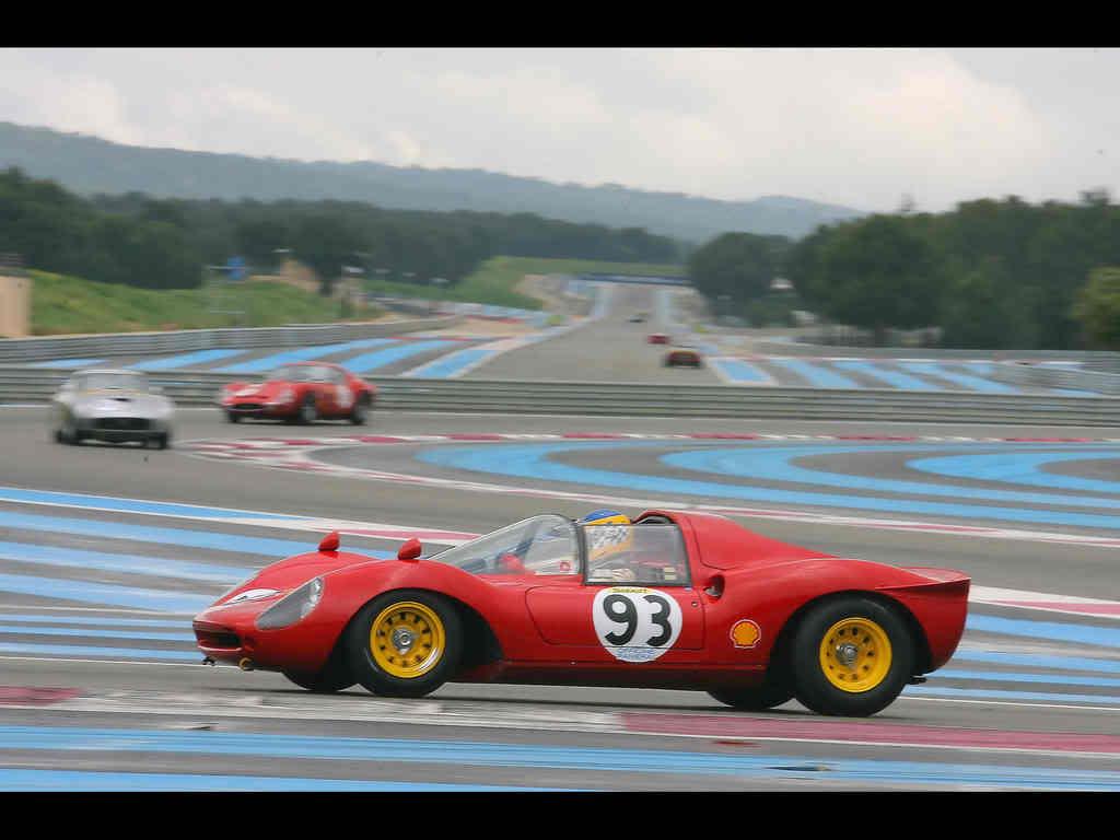 The Shell Ferrari Historic Classic Challenge Classic-ferrari-35G