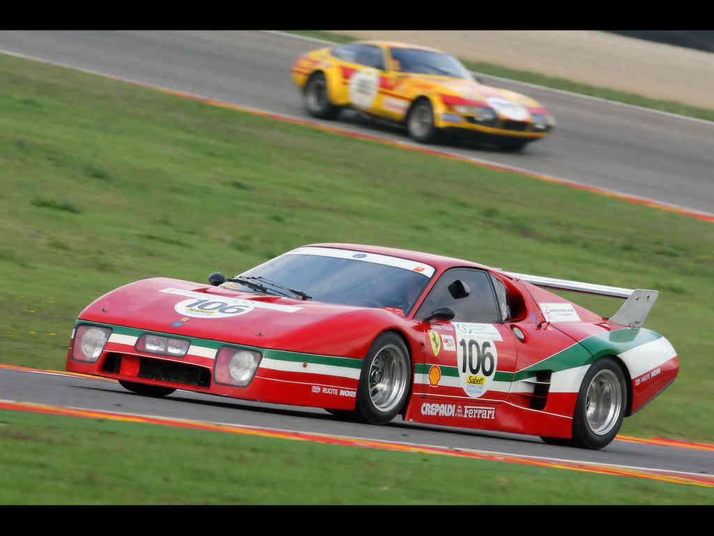 The Shell Ferrari Historic Classic Challenge Classic-ferrari-36G