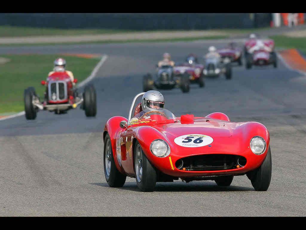 The Shell Ferrari Historic Classic Challenge Classic-ferrari-37G