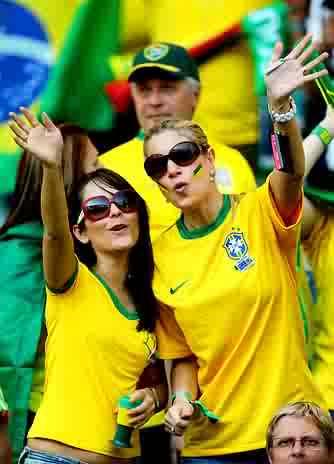 MUSAS DA COPA DA AFRICA!!! AMUSA15