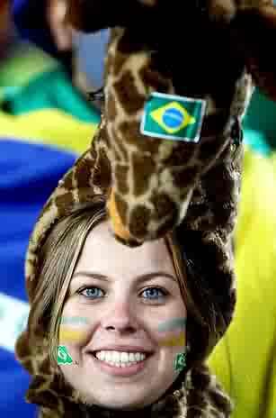 MUSAS DA COPA DA AFRICA!!! ASSMUSA1