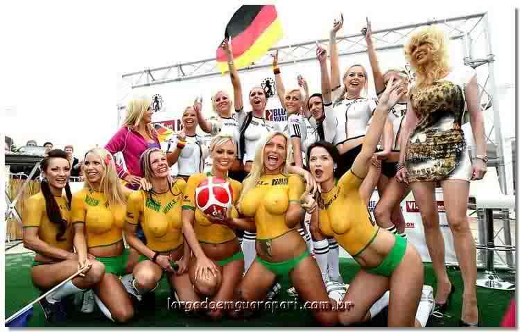MUSAS DA COPA DA AFRICA!!! Copa7