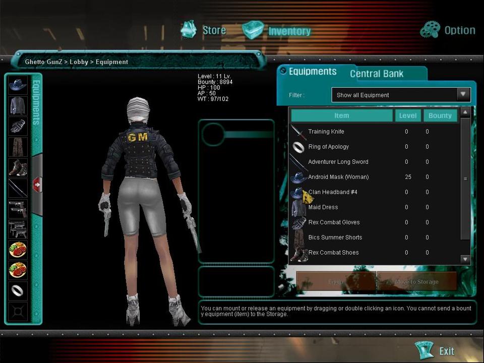 [Blaze]Gm application. Gunz008