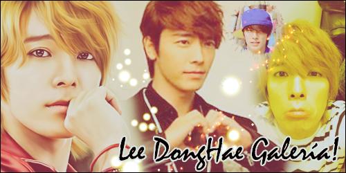[Galería] DongHae-Super Junior Haegaletycopia