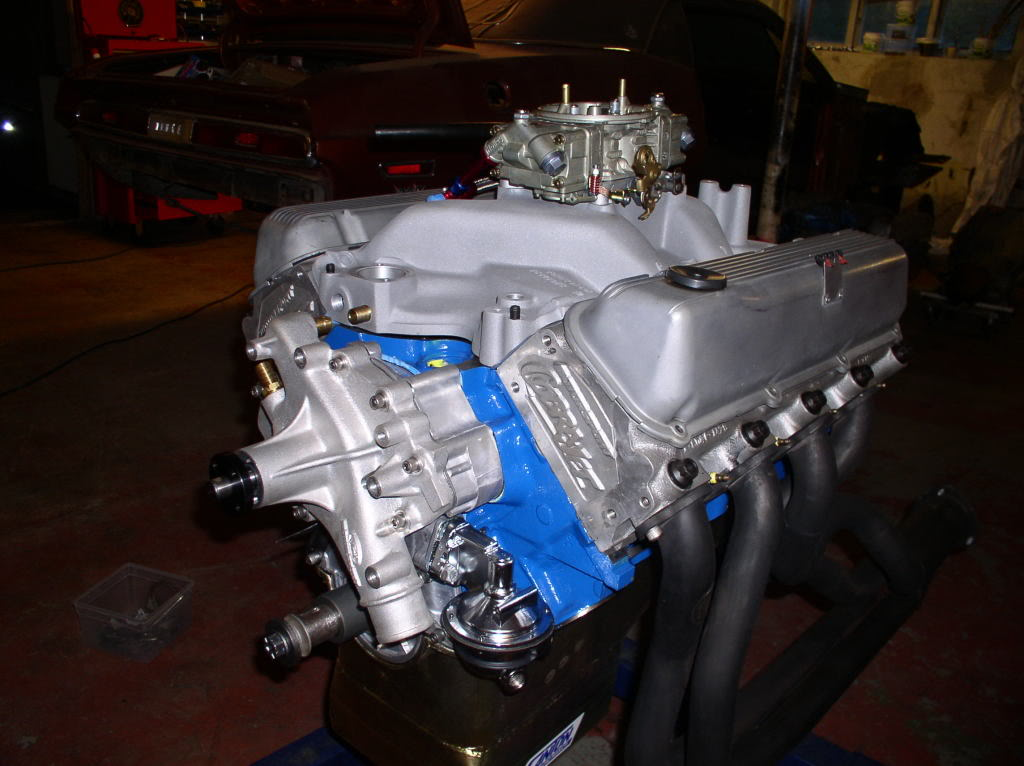 PLEASE POST PICS OF YOUR ENGINES !! - Page 3 Ford470cui001