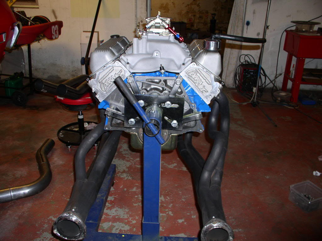 PLEASE POST PICS OF YOUR ENGINES !! - Page 3 Ford470cui003