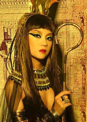 [Cosplay] Nữ hoàng Ai Cập 20400692691