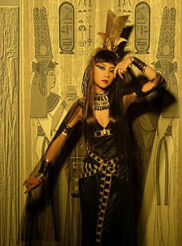 [Cosplay] Nữ hoàng Ai Cập 20400695561