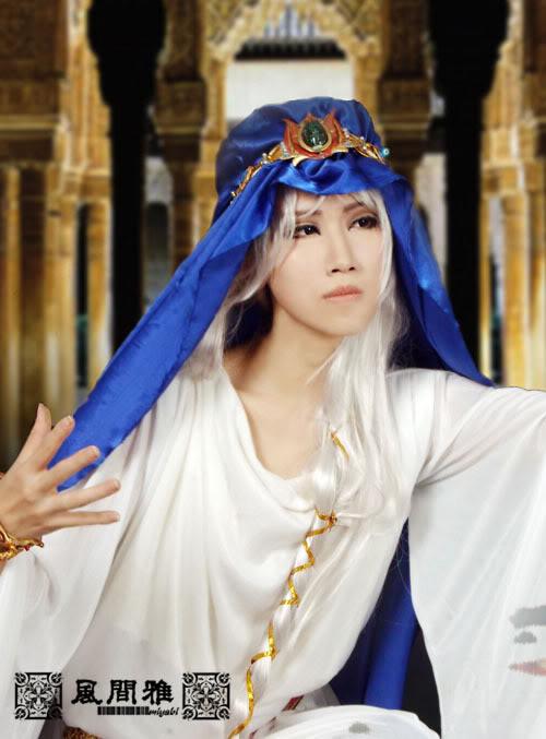 [Cosplay] Nữ hoàng Ai Cập 20400697331