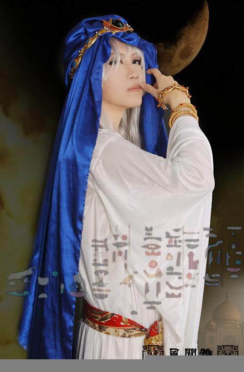[Cosplay] Nữ hoàng Ai Cập 20400699301
