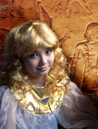 [Cosplay] Nữ hoàng Ai Cập 1607222117055549341