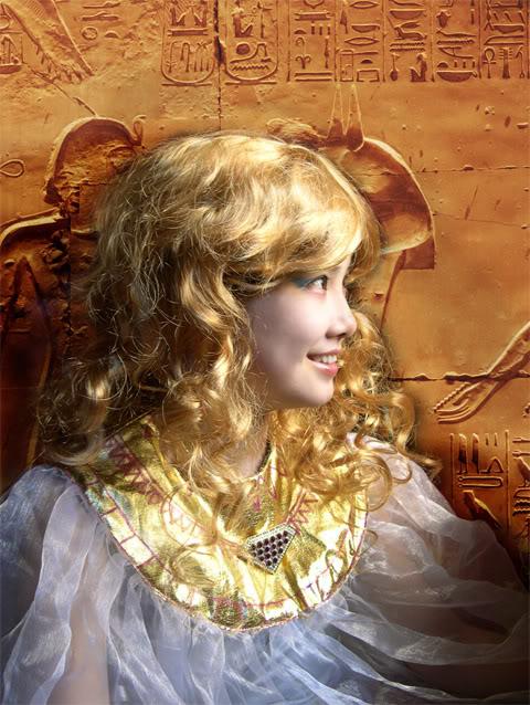 [Cosplay] Nữ hoàng Ai Cập 1753589104914695881