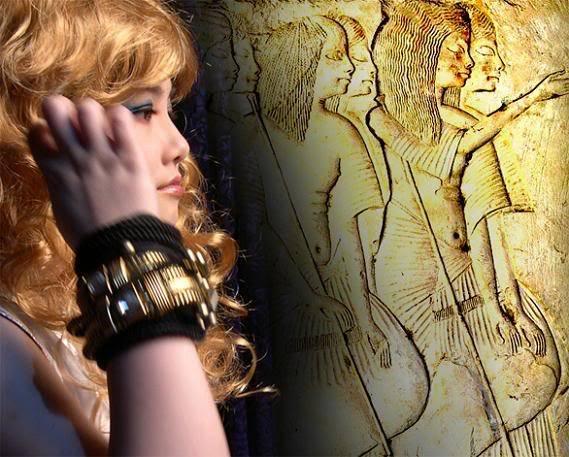 [Cosplay] Nữ hoàng Ai Cập 1753589104914696461