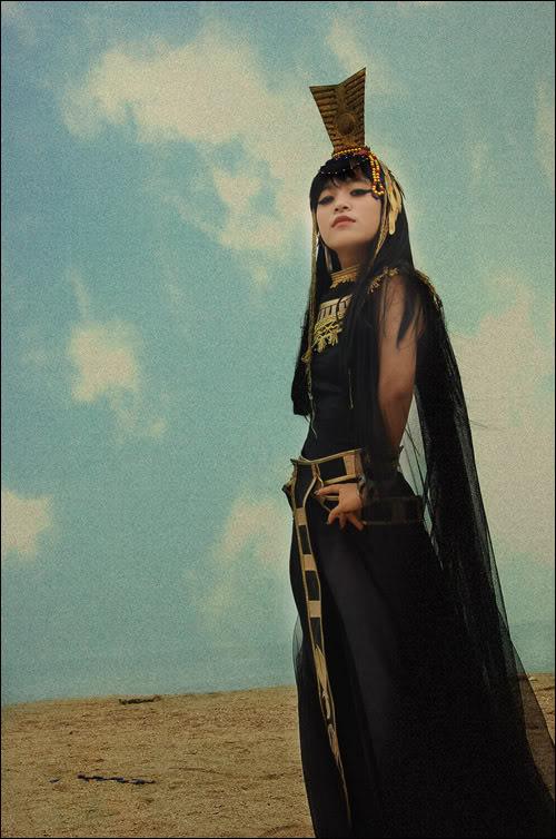 [Cosplay] Nữ hoàng Ai Cập 20400716761