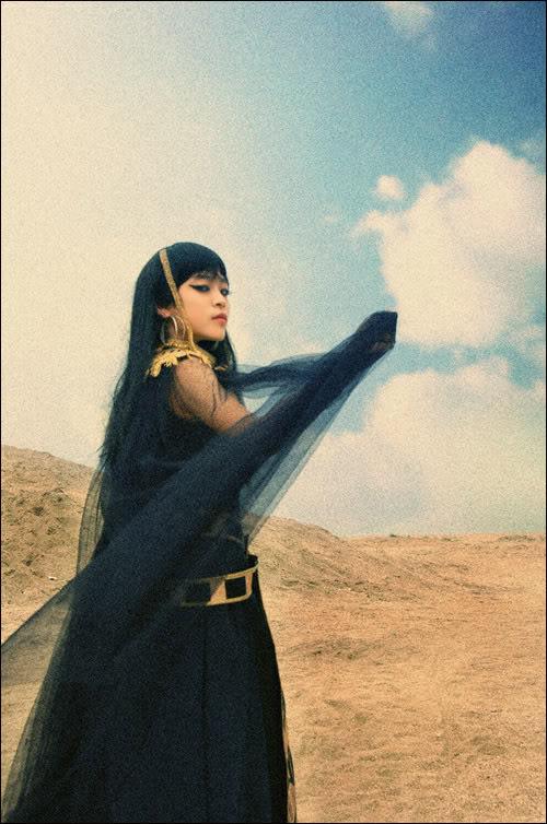[Cosplay] Nữ hoàng Ai Cập 20400724931