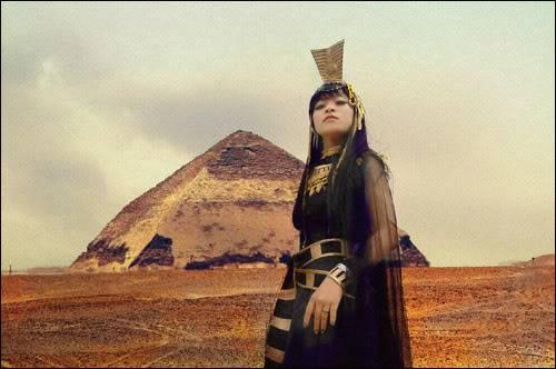 [Cosplay] Nữ hoàng Ai Cập 20400729121