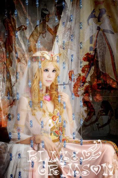 [Cosplay] Nữ hoàng Ai Cập 27339643711