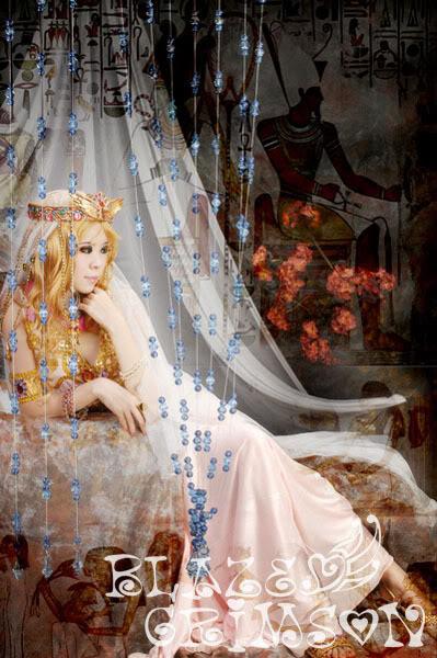 [Cosplay] Nữ hoàng Ai Cập 27339650111