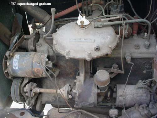 Culture générale : Superchargers vintage Grahamsupercharger