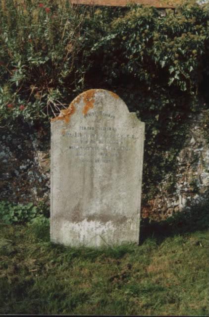 William Knox Leet LeetGrave
