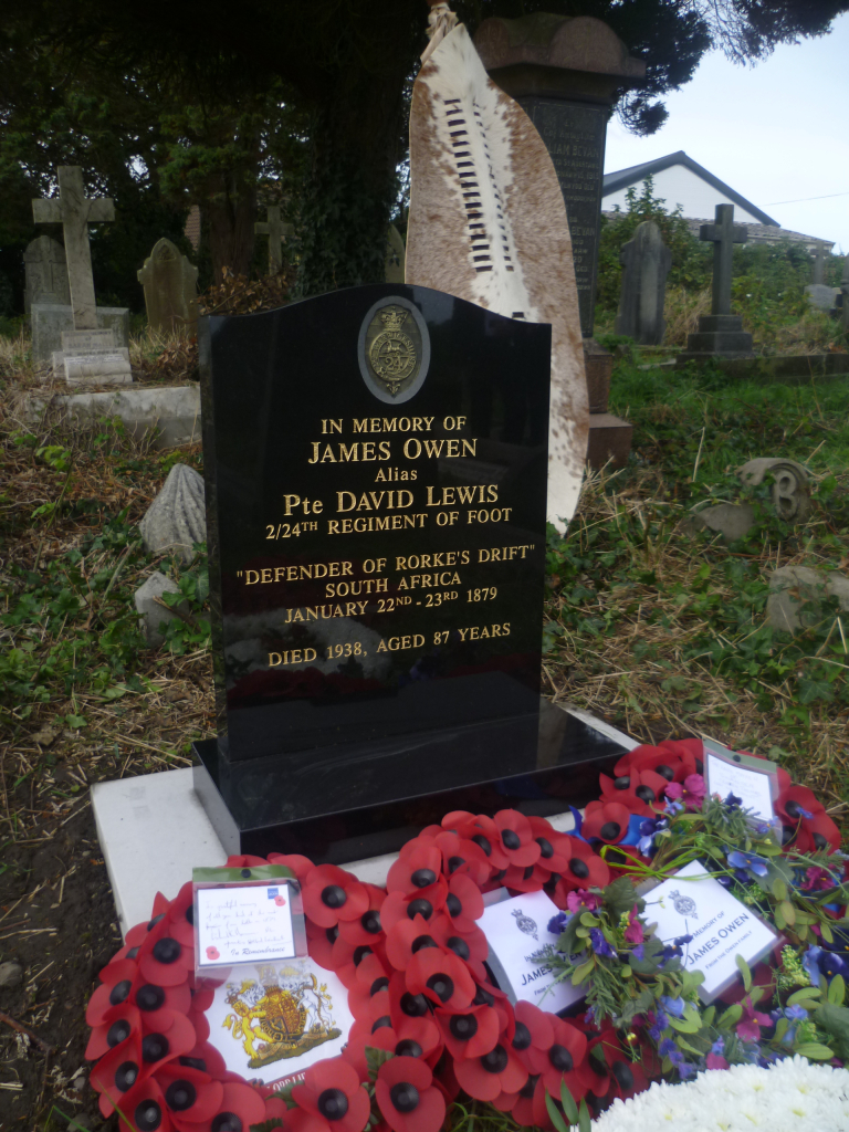 12th October 2014. Redication to Rorkes Drift Defender James Owen (Alias) Pte David Lewis. 2nd / 24th Regiment of Foot 412df8f34d9ae6367c5ad972eb621e15_zps3936adcb
