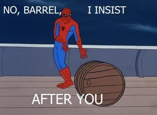 Post your photoshop magic - Page 3 Barrel